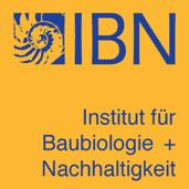 Logo: Institut für Baubiologie + Nachhaltigkeit IBN
